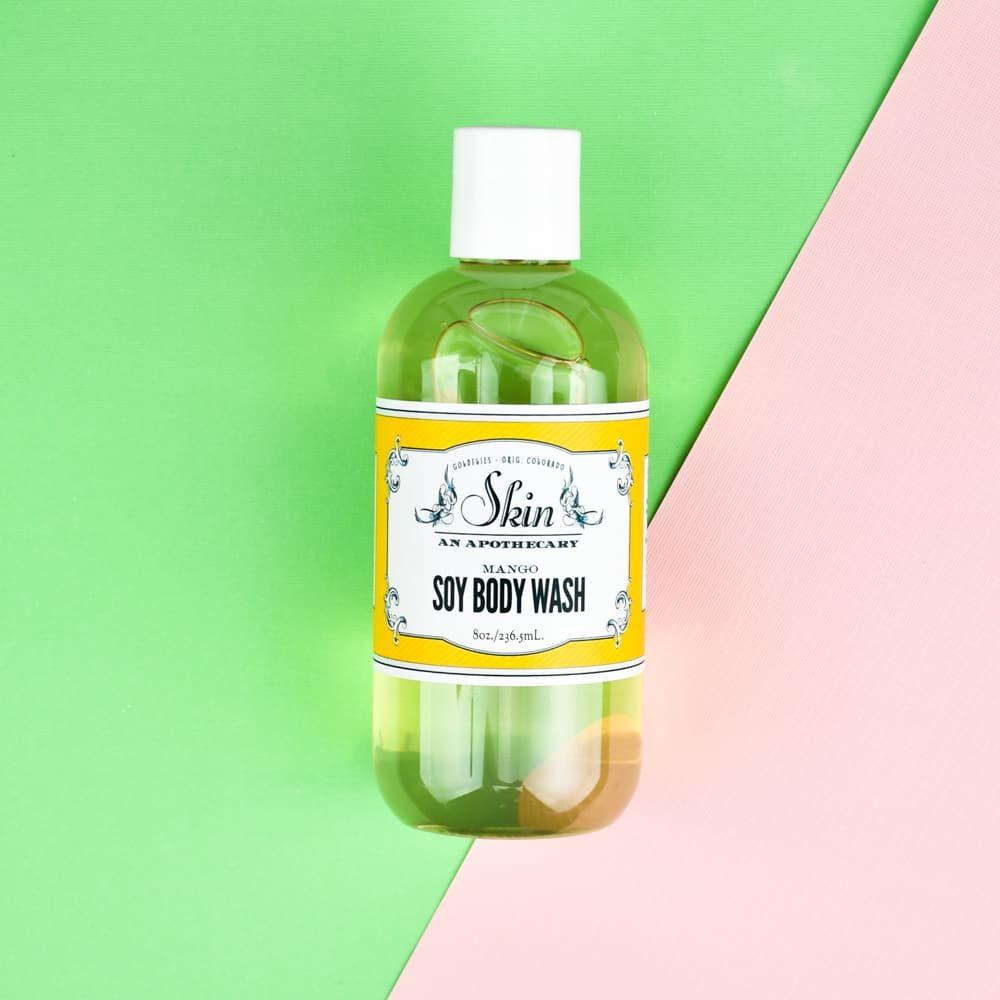 soy body wash mango
